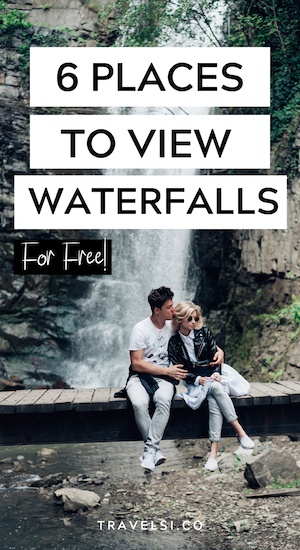 6 places to view waterfalls for free